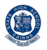 Cairns State High School logo